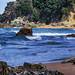 Southern area of Sailors Beach, New Zealand