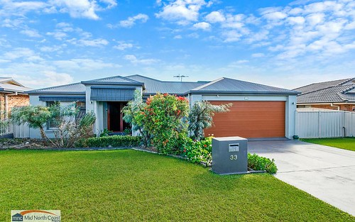 33 Rainbow Beach Drive, Bonny Hills NSW 2445