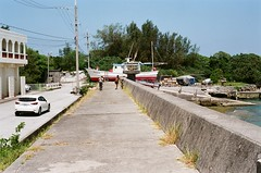 Okinawa Tavel (ShengRan) Tags: agfa400 nikon film okinawa taiwan travel ivanpan