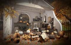 A Plethora of Pumpkins (AGodenot) Tags: anc kustom9 applefall hive keke lark pewpew pilot revival fameshed serenitystyle blueprinthomegardenevent vespertine