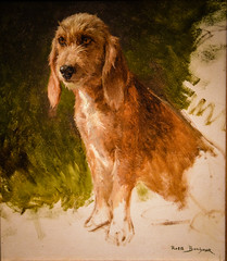 Rosa Bonheur - Study of a Dog, 1860 at Princeton Art Museum Princeton NJ (skaradogan) Tags: french princeton newjersey unitedstates us rosa bonheur study dog 1860 art museum nj museo musée musee muzeum museu musum müze finearts fine arts gallery gallerie beauxarts beaux galleria new jersey painting pet