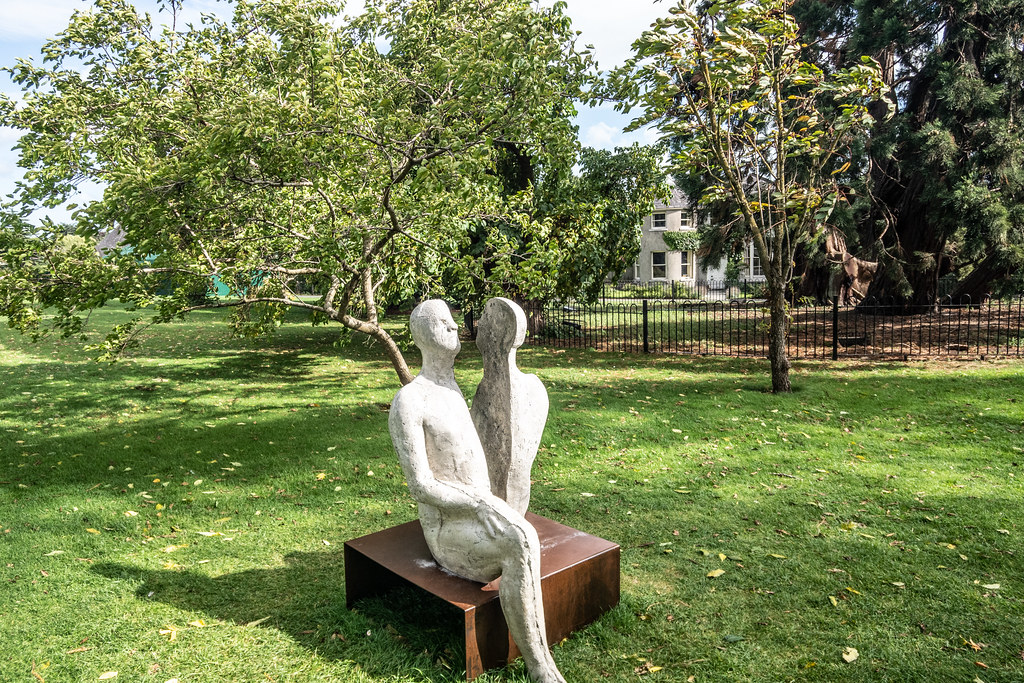 SAME SAME DIFFERENT BY BRIAN SYNNOTT [CATALOGUE REF 142 - SCULPTURE IN CONTEXT 2018]-144684