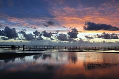 © 372018 (rifi2) Tags: rifi2 rifi strand playa atardecer sonnenuntergang sanktpeterording reflections alemania norddeutschland nordsee