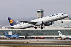 D-AIDC Airbus A.321-231 Lufthansa AGP 17-09-18 (PlanecrazyUK) Tags: lemg malaga–costadelsolairport malaga costadelsol daidc airbusa321231 lufthansa agp 170918