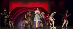 DJT_9087 (David J. Thomas) Tags: northarkansasdancetheatre nadt dance ballet jazz tap hiphop recital gala routines girls women southsidehighschool southside batesville arkansas costumes wizardofoz