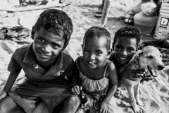 Marina_Kids_Sep (Sudharsan Ravikumar) Tags: cwc chennai weekend clickers fuji fujixt2 fujifilm portrait blackwhite