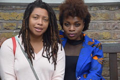 DSC_6677 John Wesley's Chapel City Road London with Alesha from Jamaica and Tricia from Ghana Two Beautiful Ladies (photographer695) Tags: john wesley's chapel city road london with alesha from jamaica tricia ghana two beautiful ladies