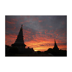 Doi Inthanon National Park (rousselfineartphoto) Tags: news editorial travel voyage thailande doiinthanon photography photographie montreal canada agence quebec presse roussel pierre province thailand chiangmai city december 2016 after king death tribute nationalpark sunrise doiinthanonnationalpark chiangmaiprovince tha