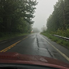 223/365: Foggy Road (Legodude:)277) Tags: 365the2018edition 3652018 day223365 11aug18