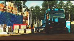 Przyłęg (lanker44) Tags: ets2 ets trucks truck actros hds mp1