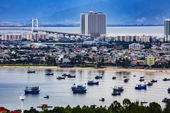 Danang, Vietnam (El-Branden Brazil) Tags: vietnam vietnamese southeastasia asia asian city urban sea da nang danang
