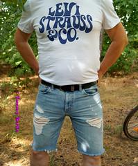 self3860 (Tommy Berlin) Tags: men jeans levis