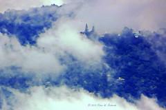 "Chiang Mai Dawn. (ol'pete) Tags: chiangmai weather september thailand fog mist clouds morning dawn เชียงใหม่ ดอยสุเทพ ""doisuthep ภูเขา เขา กันยายน ประเทศไทย เมืองไทย วันพุธ canon ""powershot"" ""sx260hs"" earthasia"