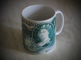 The Old £1 Note Cup