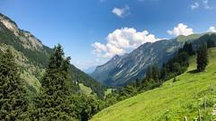 2018-07-25 Oberstdorf Einödsbach-120.jpg (marathon.michael) Tags: 2018 allgäu deutschland wandern landschaft orte wanderung jahreszeit bayern oberstdorf sommer alpen landscape zeit