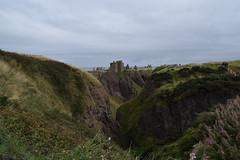 Dunnottar castle, Stonehaven, Scotland (MariaMargy) Tags: scotland stonehaven cliffs castle dunnottar green beautiful landscape unitedkingdom uk