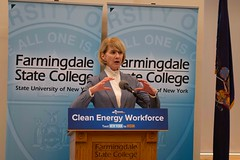 09-04-18-clean-energy-workforce-statewide-announcement_009 (Farmingdale State College) Tags: farmingdale farmingdalestatecollege longisland newyork newyorkstate stateuniversity suny sunyfarmingdale college highereducation university photo nassau nassaucounty suffolk suffolkcounty usa unitedstates students studentlife campus campuslife collegelife commuter resident plaza fountain unitednations bunche technology sustainability education professors graduation graduates lieoc bethpage massapequa oysterbay massapequapark science teach learn sports nold rambo celebrate joy life progress johnnader johnsnader president horticulture aviation sunyaviation skylineconference skyline newyorkcity nyc kristinajohnson sunychancellor campustour chancellorkristinamjohnson