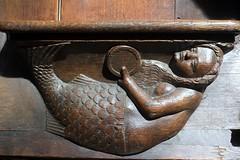 Miséricorde - Chapelle du palais Jacques Coeur (Philippe_28) Tags: jacques coeur palais bourges berry 18 cher france europe sirène