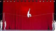 DAE_6870r (crobart) Tags: slack wire balancing canadas wonderland cedar fair amusement theme park chinese acrobatic show acrobats