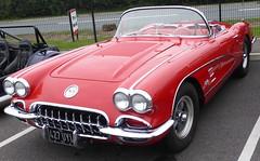 Little Red Corvette (andreboeni) Tags: classic car automobile cars automobiles voitures autos automobili classique voiture rétro retro auto oldtimer klassik classica classico chevrolet corvette c1 1958 sports roadster