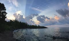 North Shore Morning (Buzz Hoffman) Tags: lakesuperior minnesota