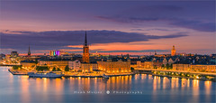 Stockholm - Sweden (~ Floydian ~ ) Tags: henkmeijer floydian photography stockholm monteliusvagen sweden swedish city town capitol gamlastan lakemalaren oldtown scandinavia scandinavian downtown citycenter skyline sunset twilight bluehour evening dusk nightphotography cityscape citylights viewpoint overview overlook scenicview cityview wideview leefilters canon canon5dmarkiv