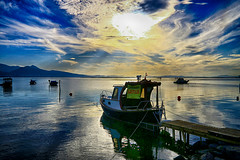 YINE BIR BOSTANLI GUNU FOTOGRAFI (by_COSKUNTUNA ... 3.999.000 THANK YOU) Tags: coskuntuna eralpege eos70d canon70d clouds colouds turkey türkiye travel reflection random rainbow bravo ege 3e sunset sea sky sun siluet summer x view visit beauty beautiful blue bostanli bostanlı boat natura nature landscapes life love live izmir