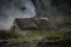 Steam from Geysers along the Golden Circle - Bláskógabyggð Iceland (mbell1975) Tags: bláskógabyggð southernregion iceland is steam from geysers along golden circle island ísland icelandic geysir geyser hot spring springs