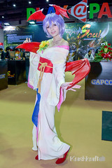 Bangkok Comic Con x AFATH 2015 (krashkraft) Tags: 2015 allrightsreserved bangkok comiccon krashkraft thailand krungthepmahanakhon th cosplay pretty beauty gorgeous cute beautiful lovely