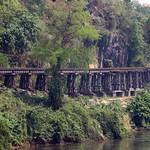 Death Railway, Kanchanaburi, Thailand 2018 thumbnail