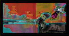 Vasijas (seguicollar) Tags: imagencreativa art arte artecreativo artedigital virginiaseguí vasijas jarrones cerámica dibujos combinado texturas abstracción color complementarios espejo