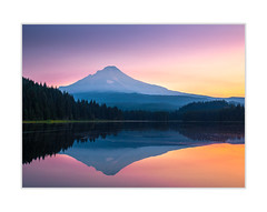 MT Hood (andreassofus) Tags: mthood mounthood trilliumlake oregon usa america landscape nature grandlandscape mountain mountainscape lake water reflections reflection mirror outdoor travel travelphotography trees sky sunset evening color colorful fineart fineartphotography longexposure summer summertime hike hiking nopeople