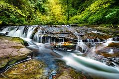 Waterfalls (Jami Bollschweiler Photography) Tags: waterfalls utah landscape photographer only long exposure
