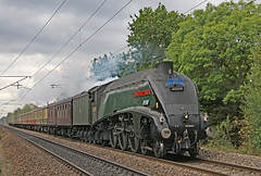 60009 Union of South Africa (gareth46233) Tags: 60009 unionofsouthafrica arksey bon accord lner a4