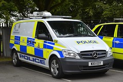WX11 EOY (S11 AUN) Tags: wiltshire wilts police mercedes vito 122 cdi 30 auto brabus collision investigation unit ciu response anpr traffic car rpu roads policing 999 emergency vehicle triforce wx11eoy
