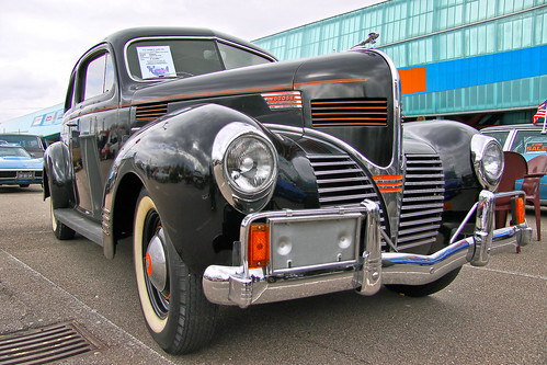Dodge Coupé DeLuxe 1939 (5678)