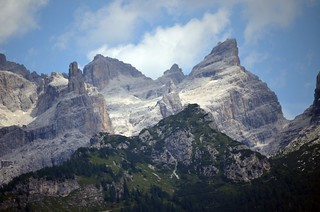 Astonishing Dolomites: Brenta Group (3170 m.a.s.l.)