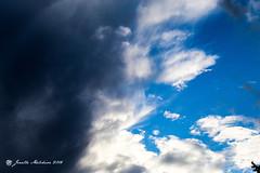 Before the Storm (jenelle.melchior) Tags: storm cloud sky blue black white seattle