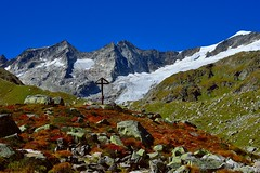 Mountain view (emmjol2) Tags: mountain nikon berg tirol osttirol landscape cross montagne austria österreich