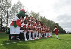 Arsenal 1st Team Squad Photocall (Stuart MacFarlane) Tags: sport soccer clubsoccer stalbans england unitedkingdom gbr
