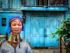 long neck lady.jpg (Gerrykerr) Tags: asia places myanmar