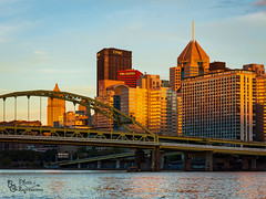 A golden evening in Pittsburgh (kwtracyghostship) Tags: pittsburgh alleghenycounty kwtracyghostship westernpa pennsylvania unitedstates us