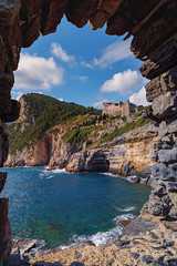 Castello Doria Porto Venere (r.k_foto) Tags: 2018 laspezia italien urlaub chinqueterre