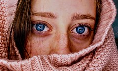 Adult beautiful beauty - Credit to https://homegets.com/ (davidstewartgets) Tags: adult beautiful beauty blue eyes cold cute eye face fashion female girl hair head looking model person pink portrait pose pretty scarf skin woman young