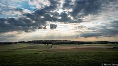 Rayon de soleil (musette thierry) Tags: vue tournai paysage d800 musette thierry ciel été nikon belgique hainaut promenade soleil