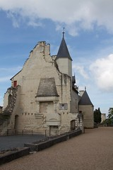The royal quarters (Val in Sydney) Tags: chino forteresse castle france indreetloire medieval