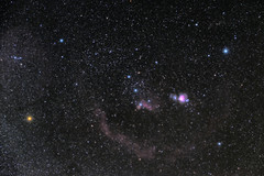 Orion (bencbright) Tags: orion nebula nebulae longexposure night astrophoto ioptron skytracker xt10 xf1855mmf284 runningmannebula flamenebula horseheadnebula witchheadnebula barnardsloop 55mm