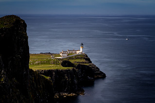 Neist Point Lighthouse - 2