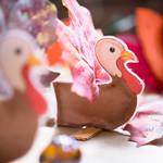 Handmade turkeys for thanksgiving decoration thumbnail