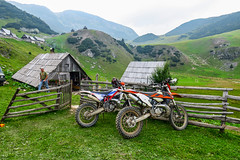 Prokoško Lake, Bosnia and Herzegovina (HimzoIsić) Tags: landscape motorcycle adventure travel mountain mountainside outdoor village countryside rural hill grass bike